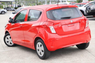 2016 Holden Spark MP MY16 LS Hatchback Image 4