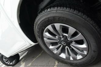 2021 Mazda BT-50 TF XT 4x4 Dual Cab Pickup Utility Image 4