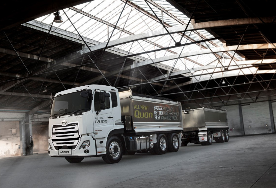 2021 MY20 UD GW26420KAA Quon Cab chassis
