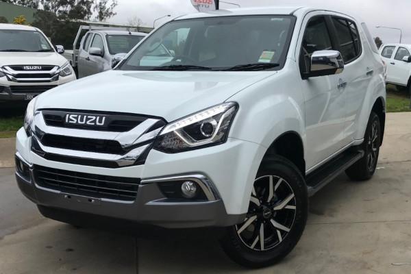 2019 Isuzu UTE MU-X LS-U 4x2 Wagon Image 4