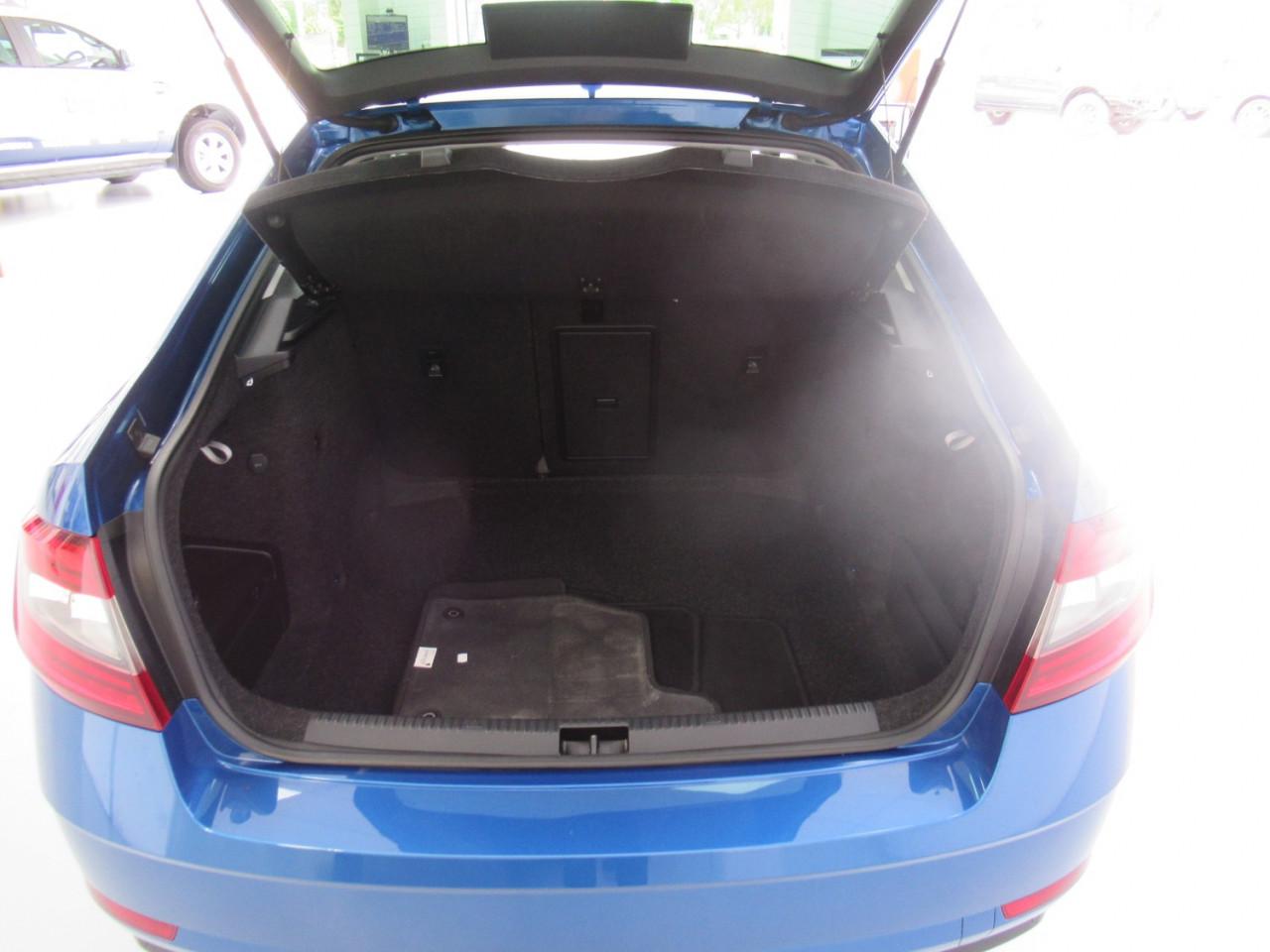 2017 MY18 Skoda Octavia NE MY18 110TSI Sedan Image 27