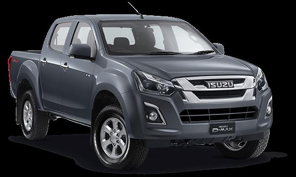 D-MAX 4X4 LS-M CREW CAB UTE MANUAL