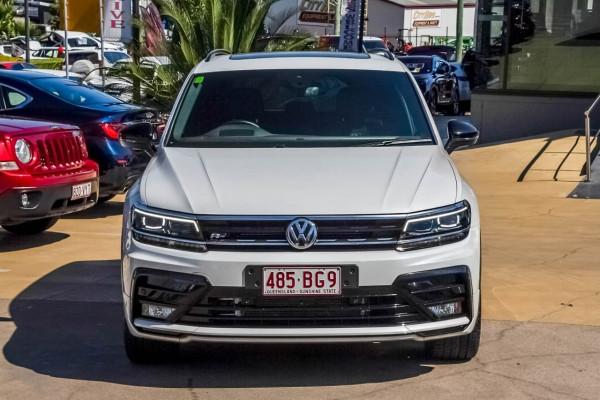 2018 Volkswagen Tiguan 5N MY19 Wolfsburg Edition Suv Image 3