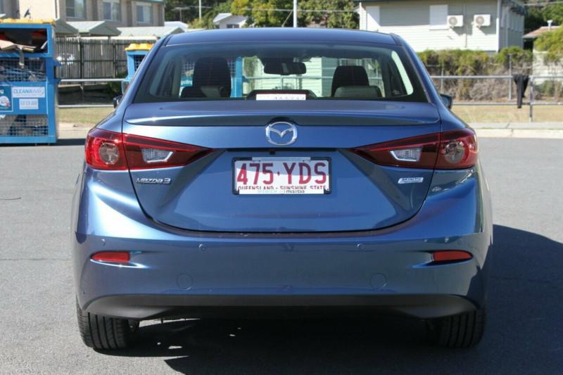 2018 Mazda 3 BN5236 SP25 Sedan Sedan