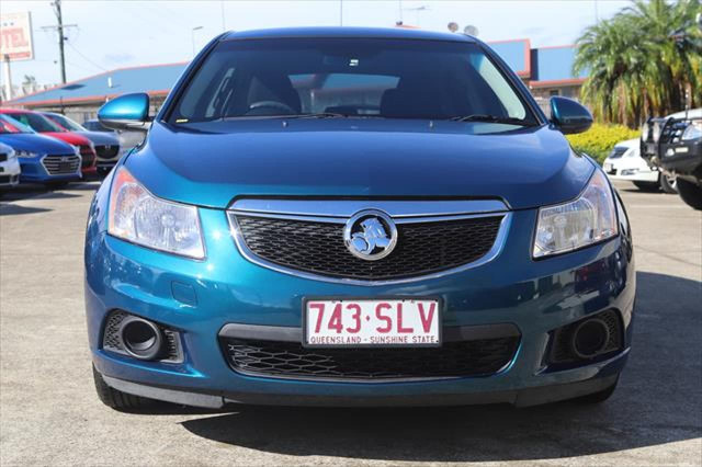 2012 Holden Cruze JH Series II MY13 CD Hatchback Image 7