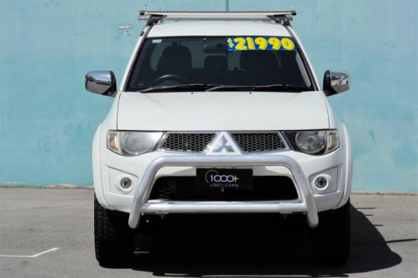 2010 MY11 Mitsubishi Triton MN MY11 GLX-R Utility Image 2