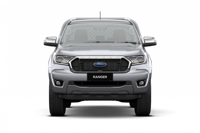 2020 MY21.25 Ford Ranger PX MkIII XLT Double Cab Chassis Cab chassis
