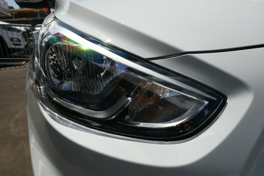 2019 Hyundai Accent RB6 Sport Sedan Hatchback