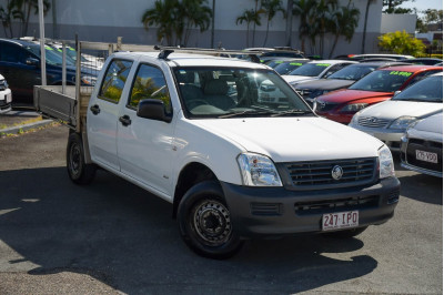 2005 Holden Rodeo RA MY05 DX Utility Image 2