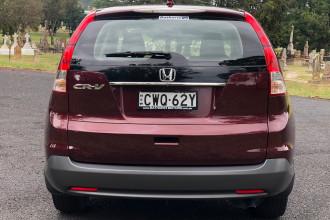 2014 MY15 Honda CR-V RM VTi Suv