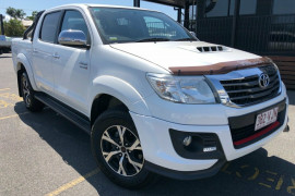 Toyota Hilux Black Double Cab Limited Edition KUN26R MY14