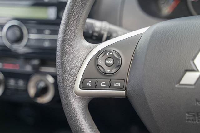2015 Mitsubishi Mirage LA MY15 ES Hatchback Image 6