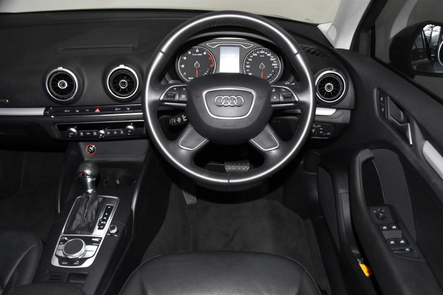 2016 Audi A3 Attraction