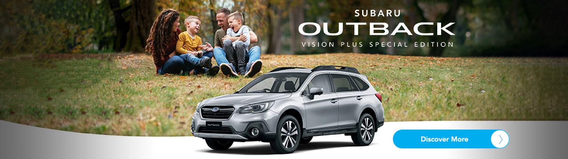 Clarence Coast Motors Subaru offers