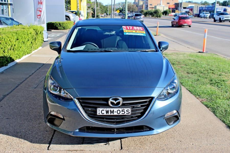 2014 Mazda Mazda3 BM5278 Neo Sedan