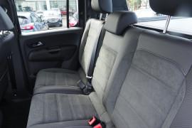 2020 Volkswagen Amarok 2H V6 Highline Black 580 S Utility Image 4