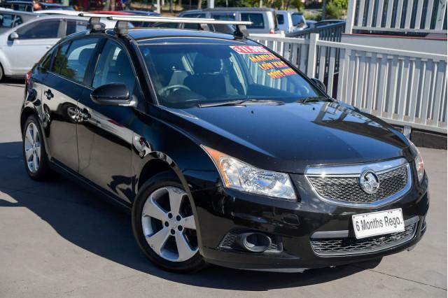 2013 Holden Cruze JH Series II MY13 Equipe Hatchback