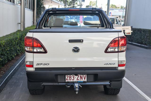 2020 MY19 Mazda BT-50 UR 4x4 3.2L Dual Cab Pickup XT Ute Image 5