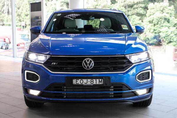 2021 Volkswagen T-Roc A1 140TSI Sport Suv Image 4