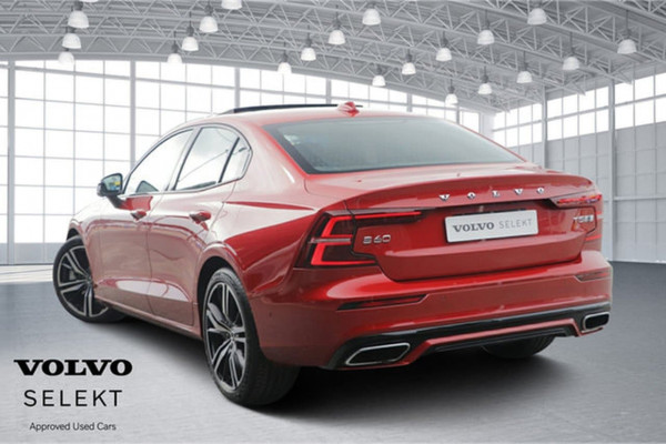 2019 Volvo S60 (No Series) MY20 T5 R-Design Sedan Image 2