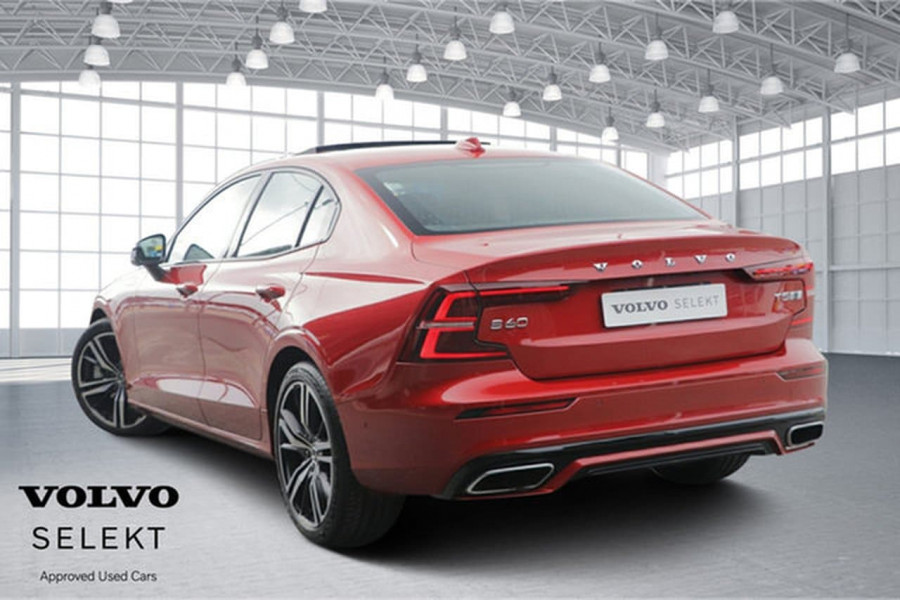 2019 Volvo S60 (No Series) MY20 T5 R-Design Sedan