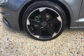 2015 Audi A3 8V MY15 Attraction Sedan