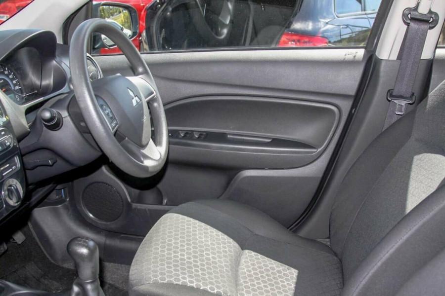 2014 MY15 Mitsubishi Mirage LA MY15 ES Hatchback Image 9
