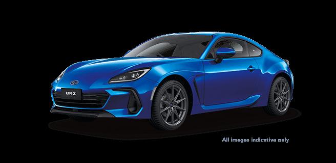 Subaru BRZ Coupe S Image