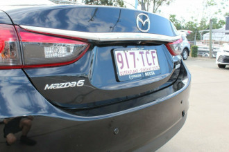 2013 Mazda 6 GJ1031 GT SKYACTIV-Drive Sedan Image 5
