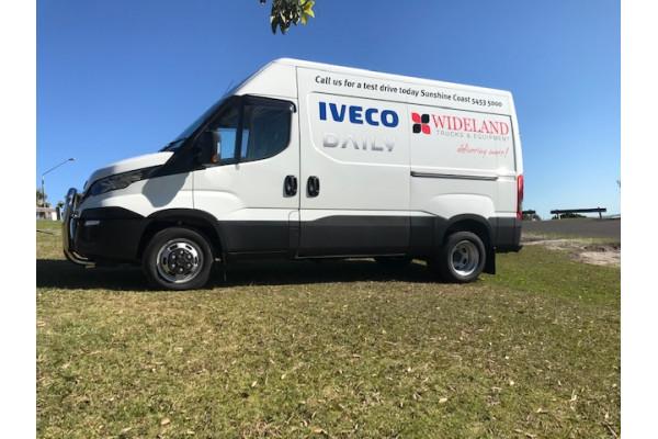 2020 Iveco 50c17a  Daily Van Van Image 4