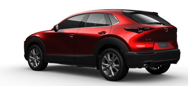 2020 Mazda CX-30 DM Series G25 Touring Wagon Mobile Image 18