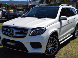Mercedes-Benz Gls350 d Sport X166 Turbo