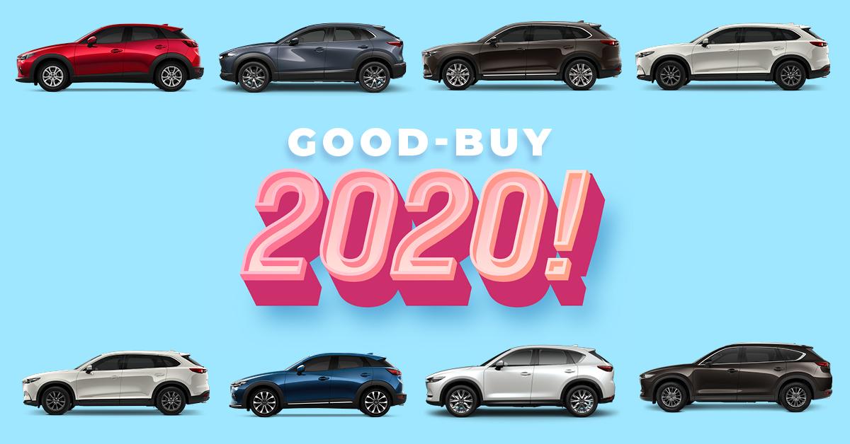 Good-Buy 2020 Mazda SUV Run Out
