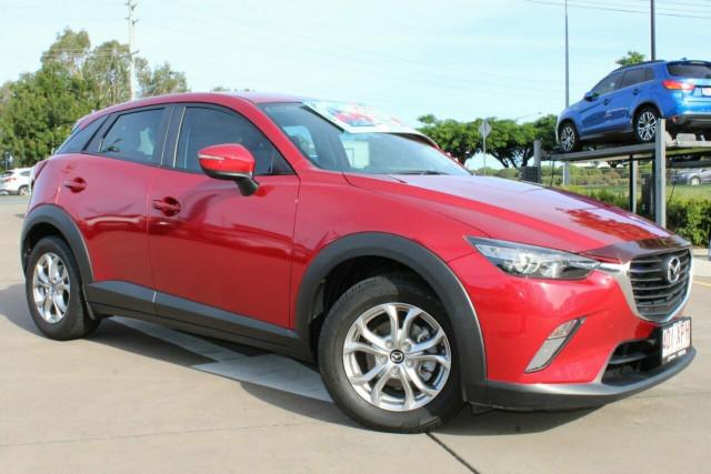 2017 Mazda CX-3 DK2W76 Maxx SKYACTIV-MT Suv