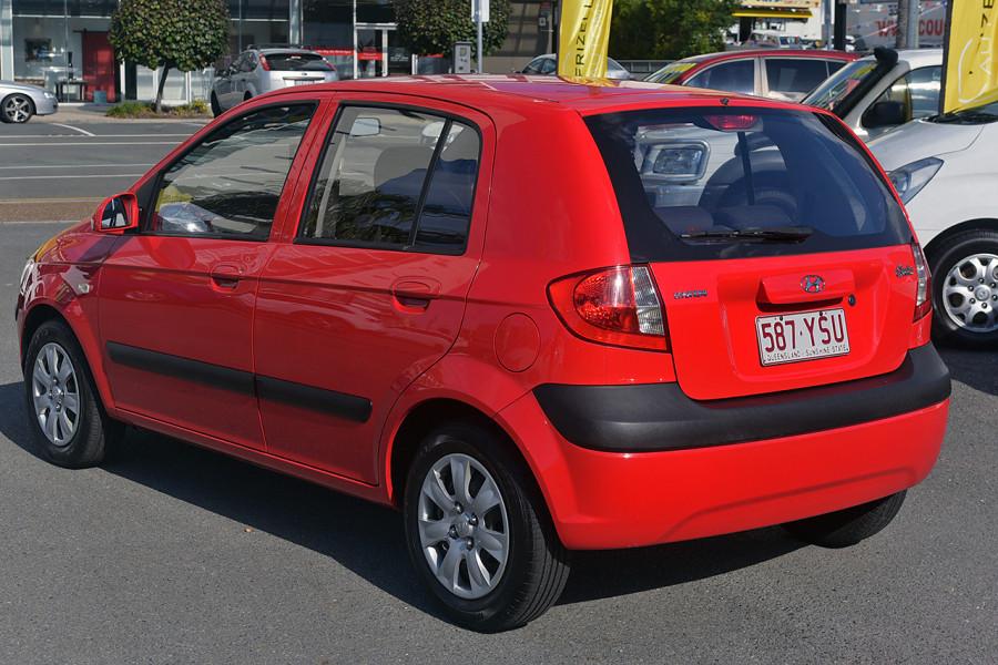 2010 MY09 Hyundai Getz TB MY09 S Hatchback Mobile Image 4