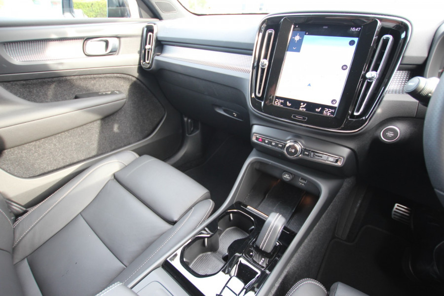 2020 MY21 Volvo XC40 XZ T5 R-Design Suv Image 9