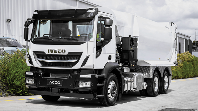 Euro6 ACCO Engine