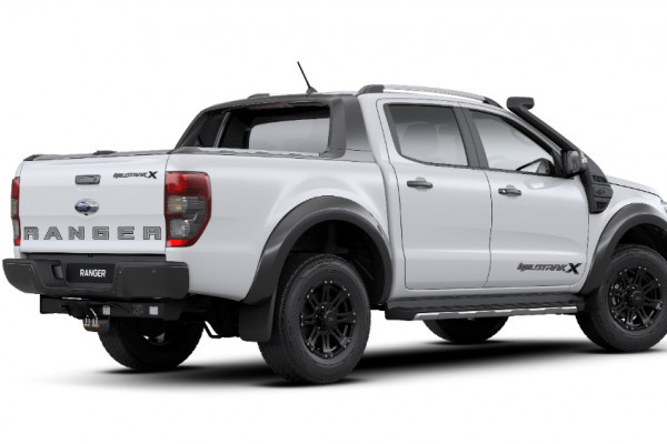 2019 MY19.75 Ford Ranger PX MkIII 4x4 Wildtrak X Double Cab Pick-up Utility Image 3