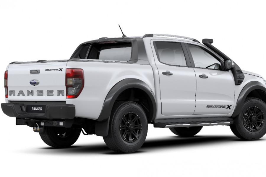 2019 MY19.75 Ford Ranger PX MkIII 4x4 Wildtrak X Double Cab Pick-up Utility