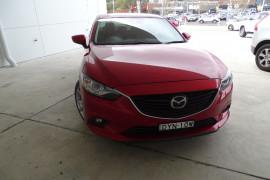 Mazda 6 Atenza Diesel Sedan GJ