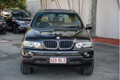 2005 BMW X5 E53 MY05 d Suv Image 3