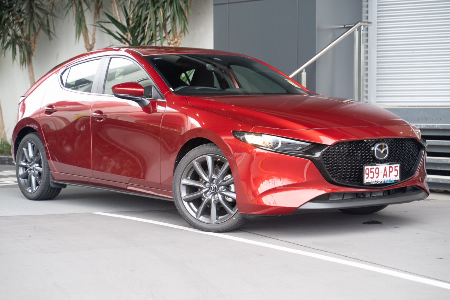2020 Mazda 3 G20 Evolve Hatch