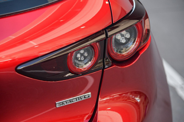 2020 MY19 Mazda 3 BP G20 Pure Hatch Hatchback Mobile Image 22