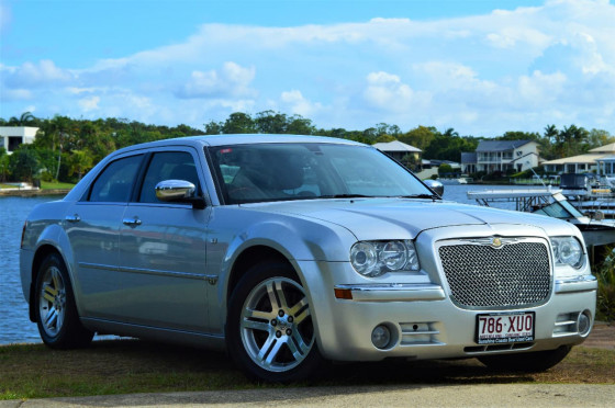 2005 MY06 Chrysler 300c MY Sedan Sedan