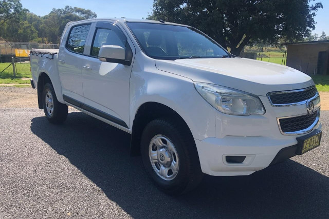 2015 Holden Colorado RG Turbo LS Ute
