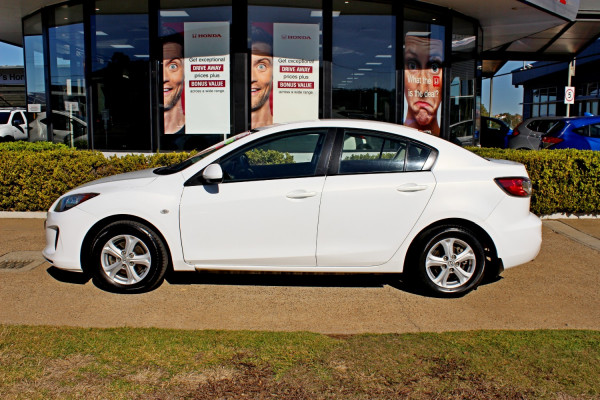 2012 Mazda Mazda3 BL10F2 Neo Sedan Image 5