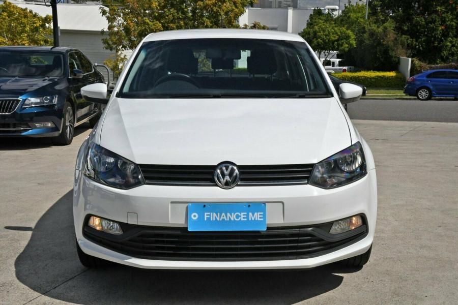2016 Volkswagen Polo 6R 66TSI Trendline Hatchback Image 2