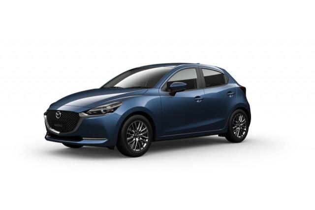 2021 MY20 Mazda 2 DJ Series G15 Evolve Hatchback