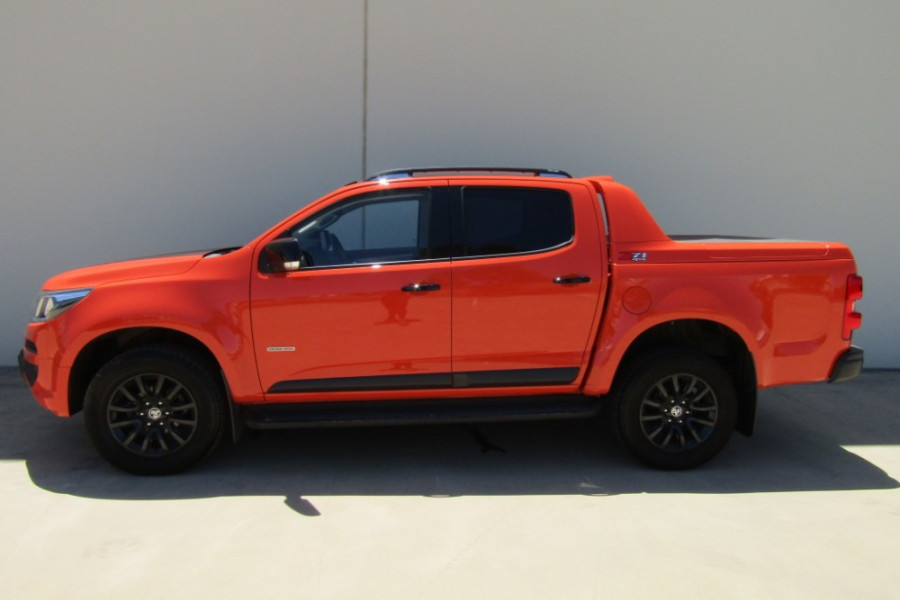 2018 MY19 Holden Colorado RG MY19 Z71 Utility Image 20