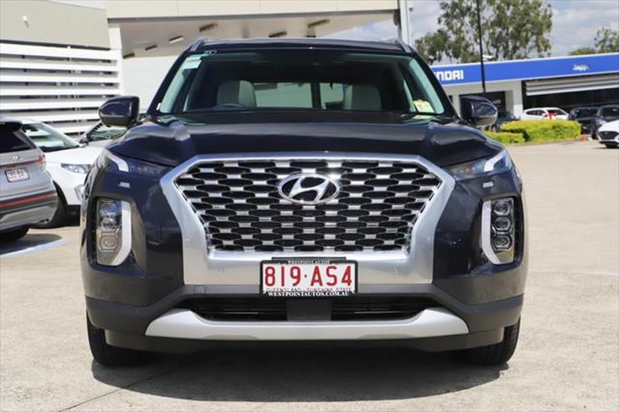 2020 MY21 Hyundai Palisade LX2.V1 Highlander Wagon Image 7